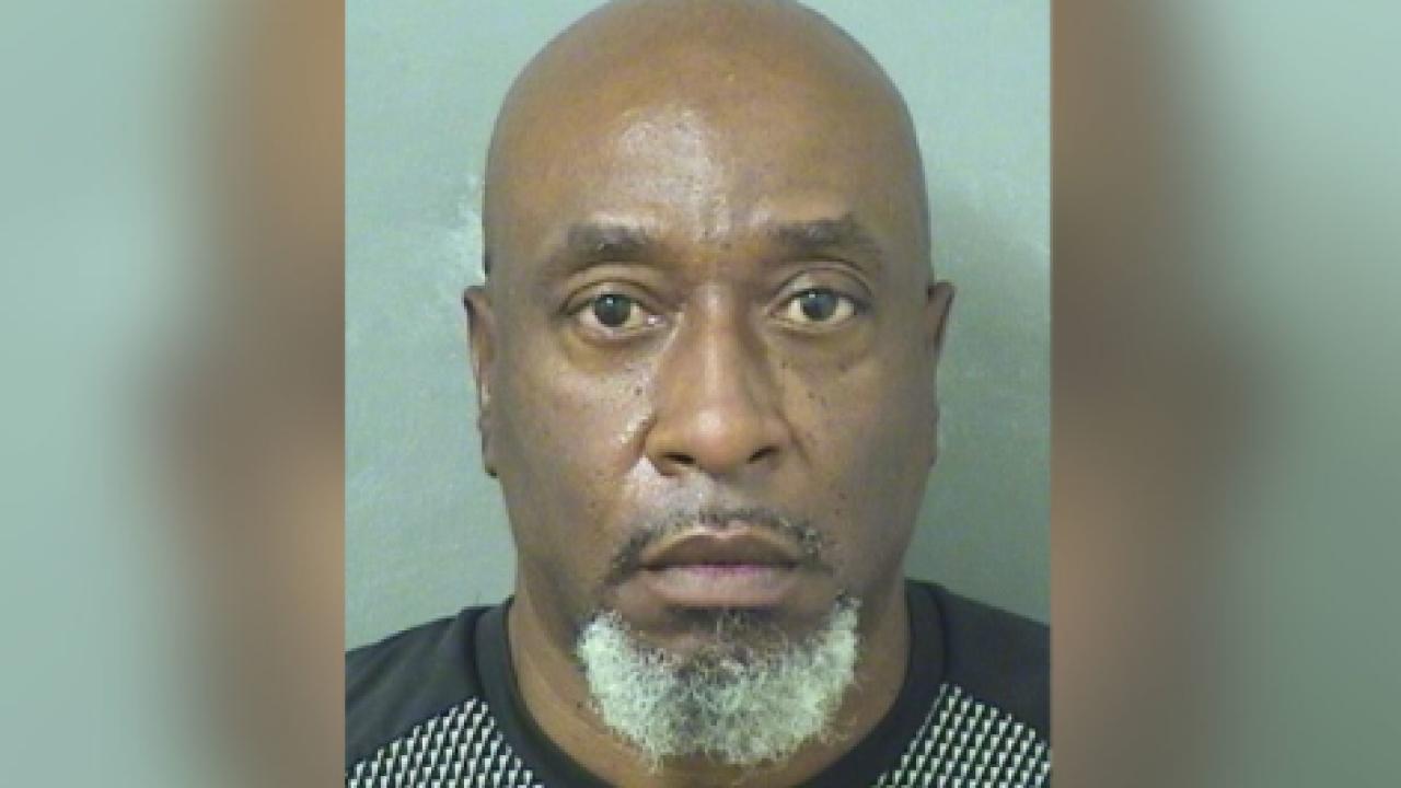 Assistant Coach Reggie Stanley arrest photo