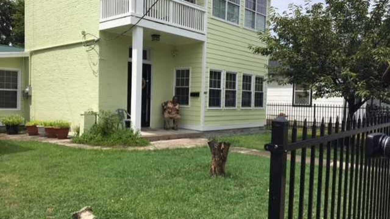 Homeowner, Developer Dispute Property Line