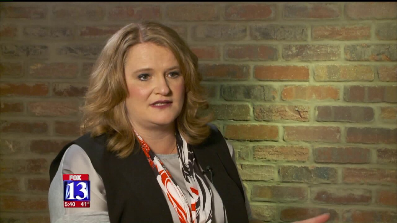 Notorious 'Polygamist's Daughter' shares her story ofhealing