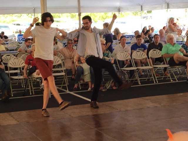 Photos: Nashville Greek Festival Benefits Local Church