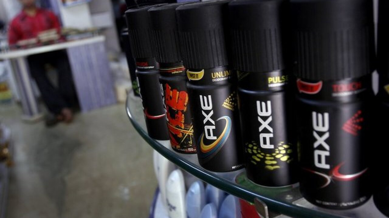 Truck carrying load of Axe body spray explodes in Texas
