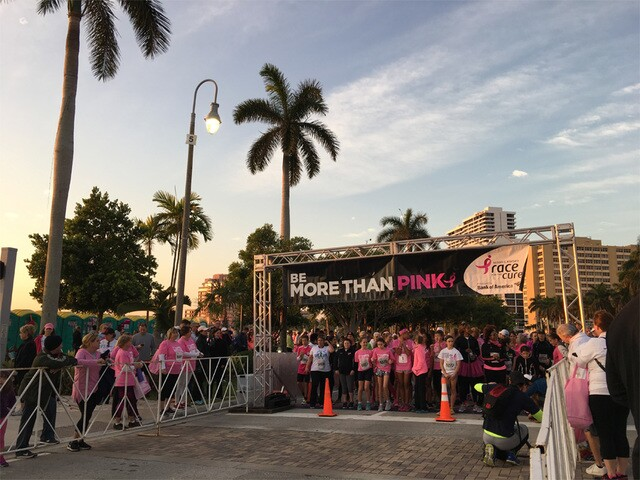PHOTOS: Scenes from 2017 Race for the Cure