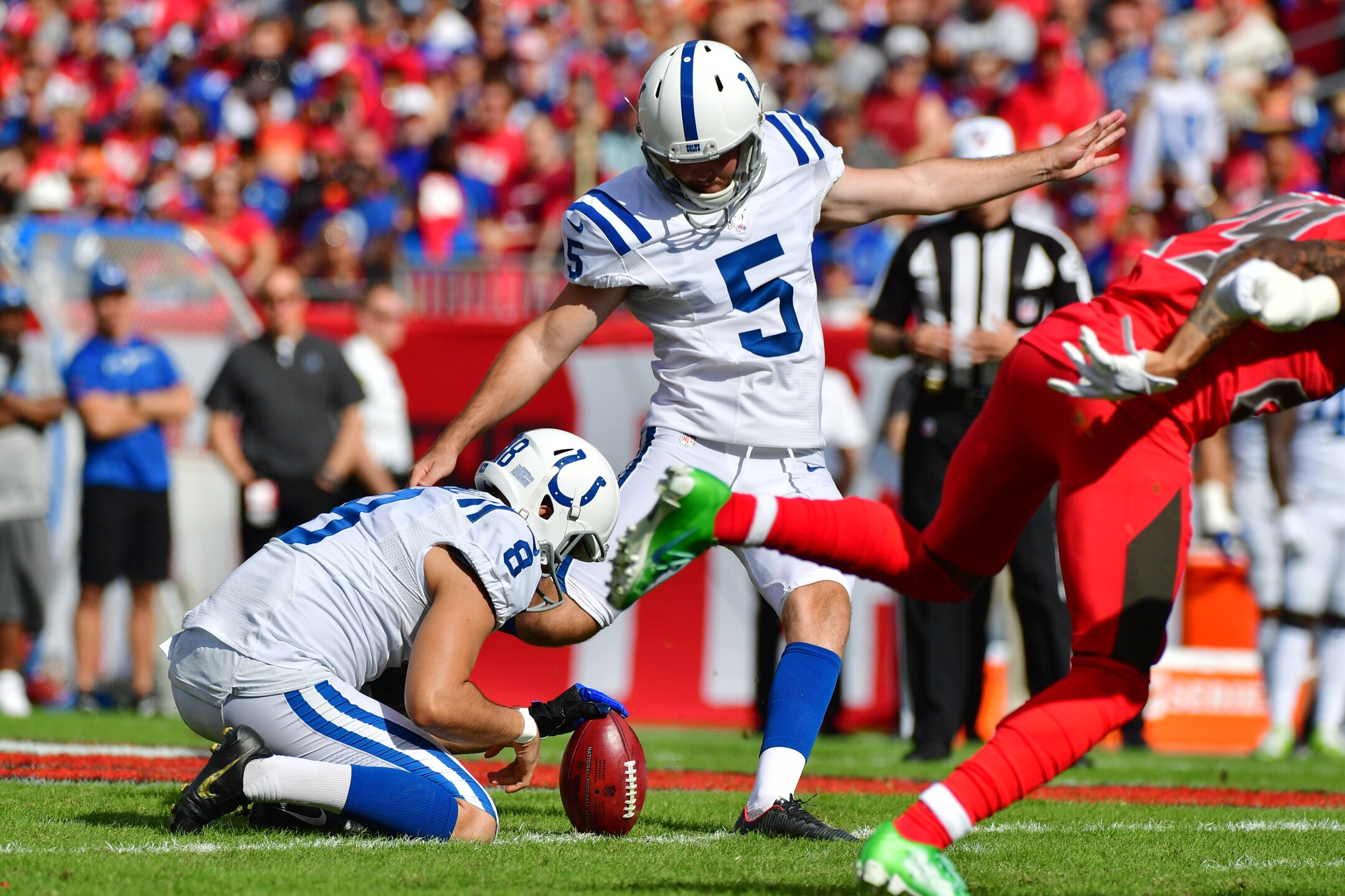 Indianapolis Colts v Tampa Bay Buccaneers