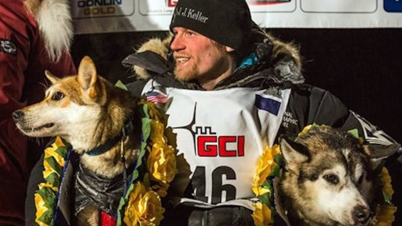 Dallas Seavey wins 1,000-mile race across Alaska