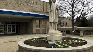 Former St. Xavier priest credibly accused of 'psychological sexual abuse,' school says