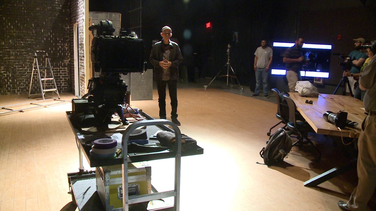 Cinematographer for 'The Walking Dead' gives free presentation at ODU