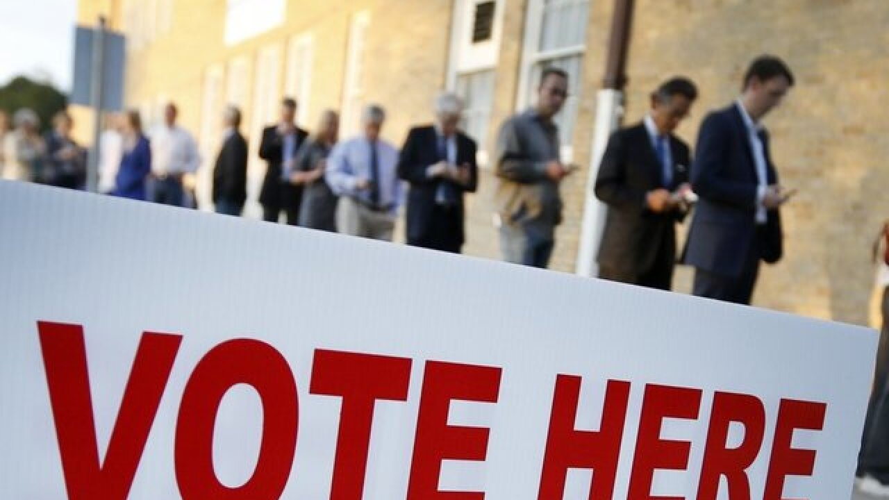 If you are turned away at the election polls, here's what to do