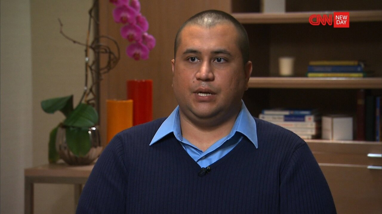 George Zimmerman: God is 'the only judge that I have to answer to'