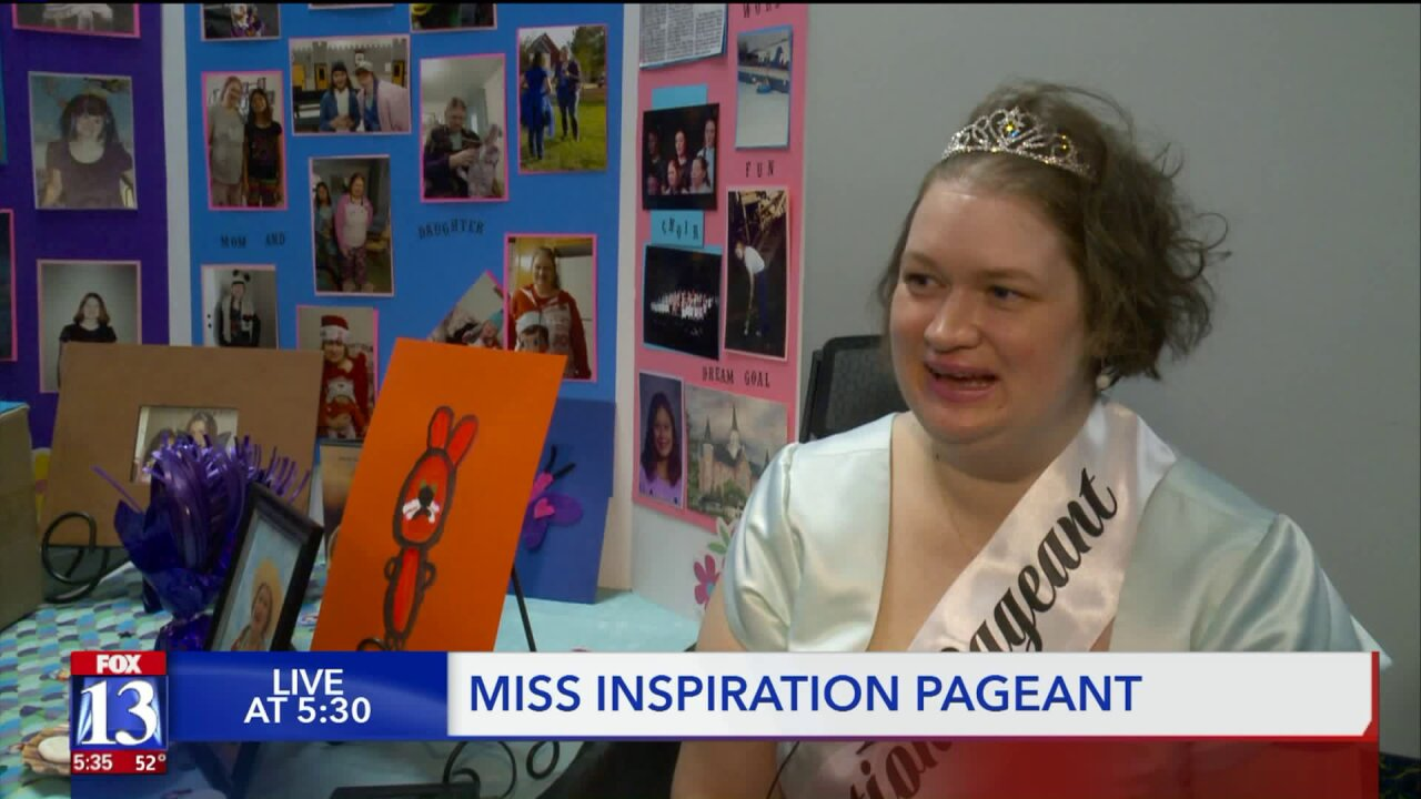 Miss Inspiration Pageant showcases participants withdisabilities
