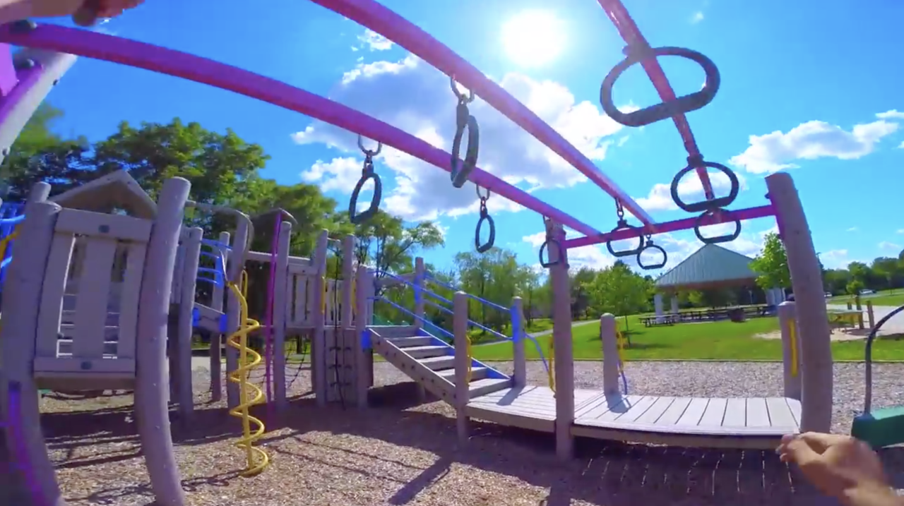 Rolling Hills County Park Playground