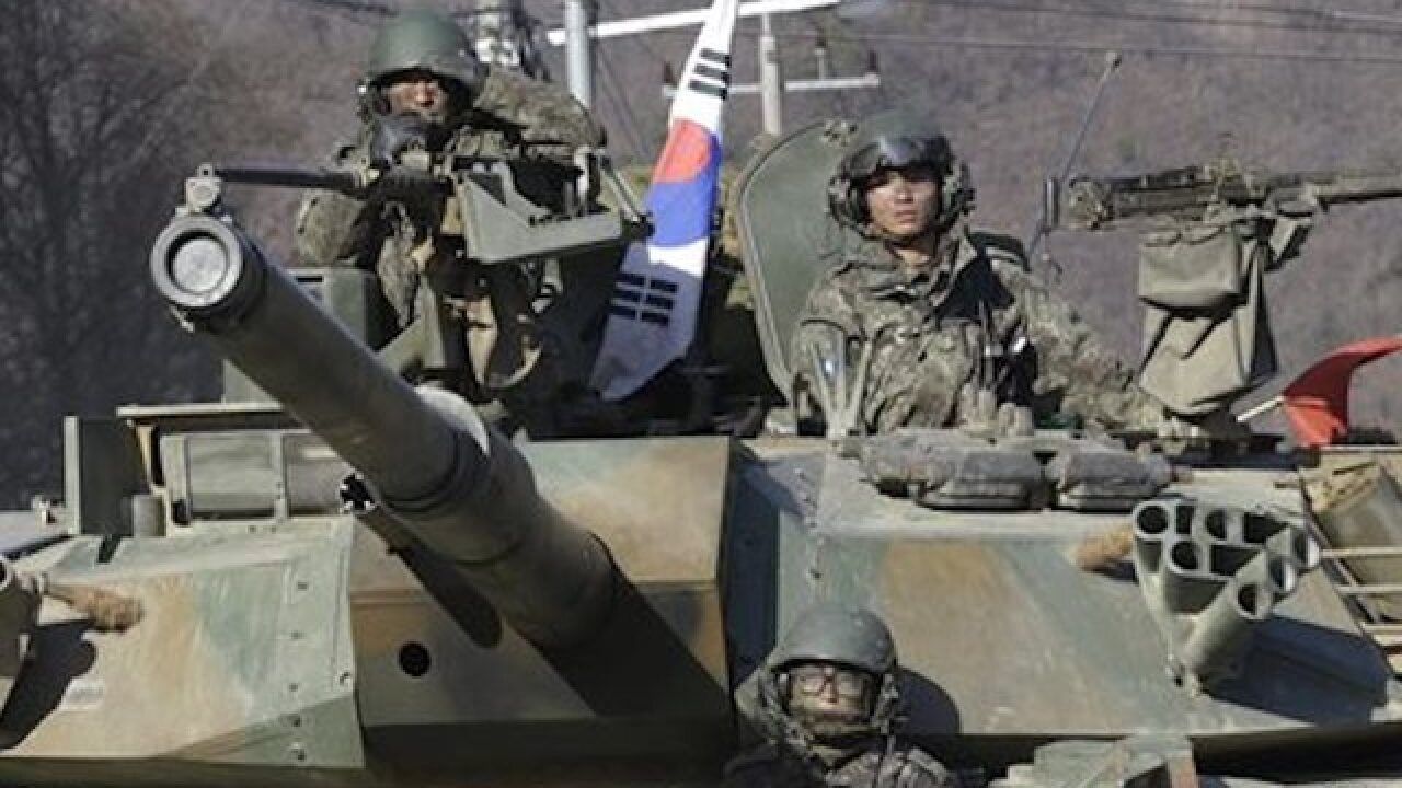 Seoul: N. Korea cyberattacks double in month