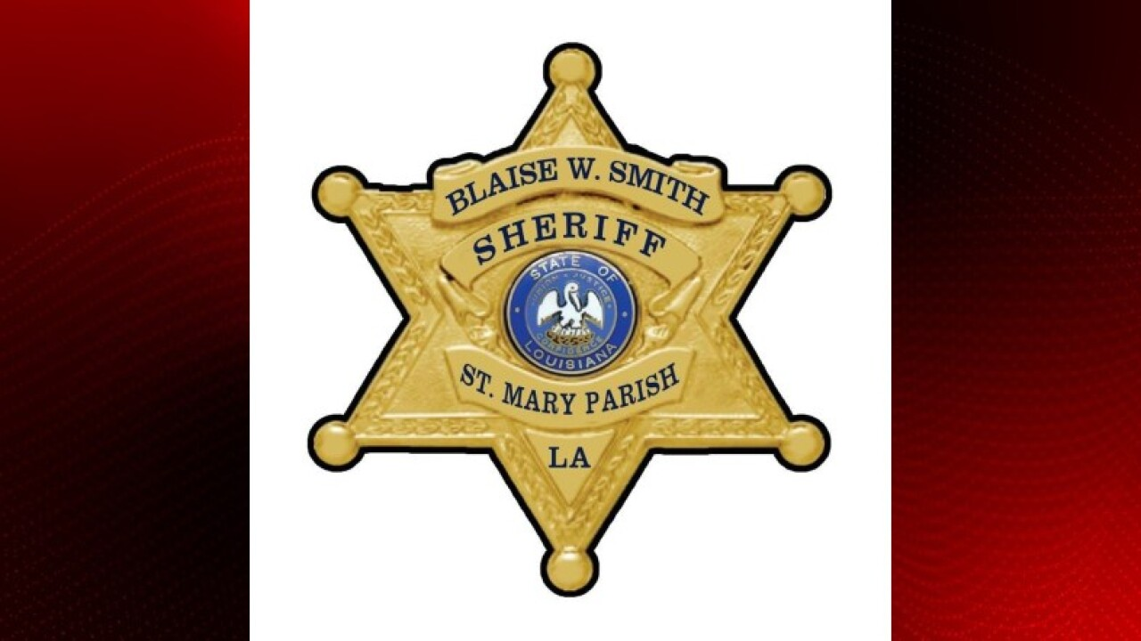 St Mary Parish Sheriff's badge.jpg