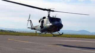 Malmstrom AFB will get new Huey helicopters