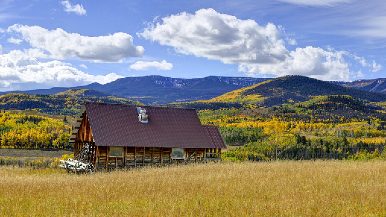 GALLERY: Cattle ranch for sale near Steamboat