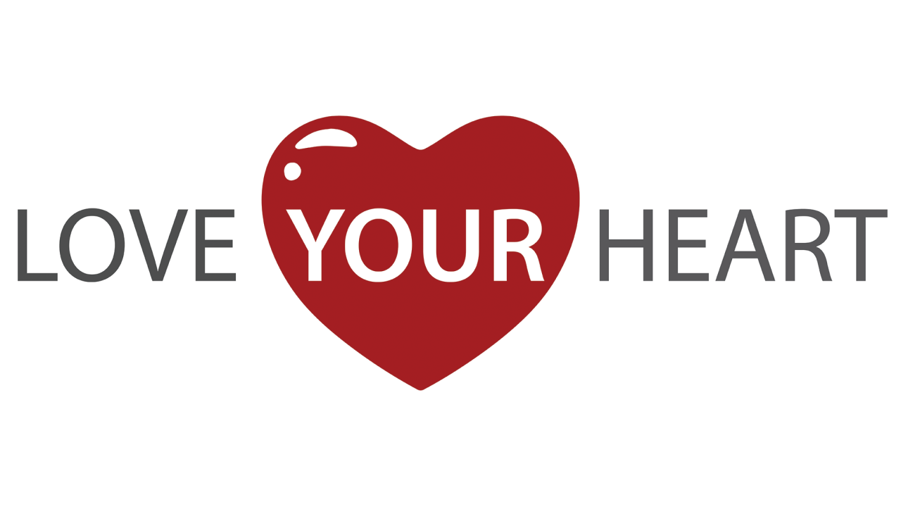 love your heart logo