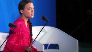 Trump mocks teenage climate activist Greta Thunberg