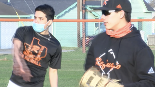 Refugio reloads with new look pitching staff