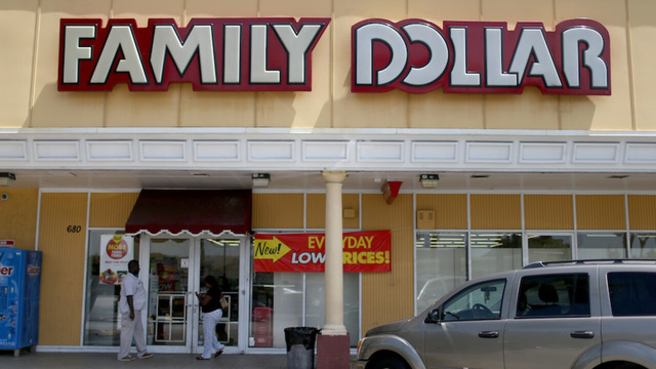 Discount retailer Family Dollar closing 323 locations nationwide