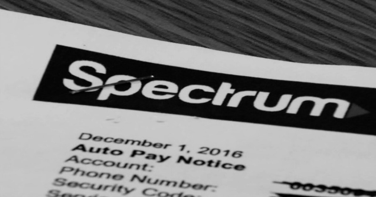 Spectrum raising rates on almost everyone