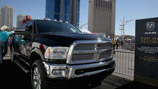Fiat Chrysler recalling 1.8 million heavy duty Ram pickups
