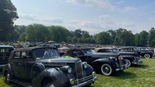 63rd annual Father's Day Car Show at Akron's historic Stan Hwyet Hall and Gardens draws in hundreds