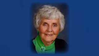 Edith Elizabeth Guza March 17, 1919 - September 19, 2021