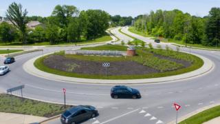 Carmel roundabout.PNG
