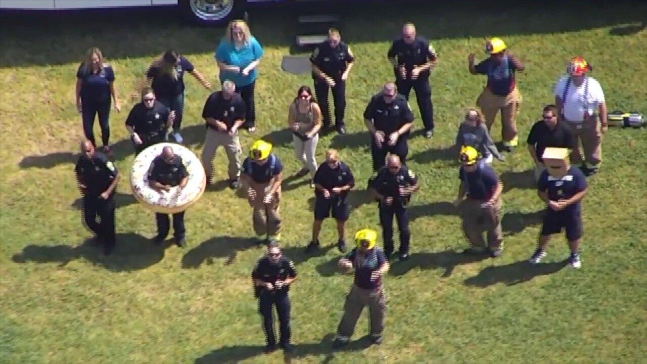York-Poquoson Sheriff's Office releases lip sync challengevideo