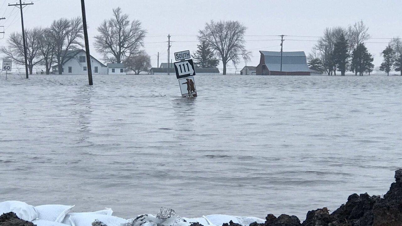 MSHP Troop H Craig MO flooding