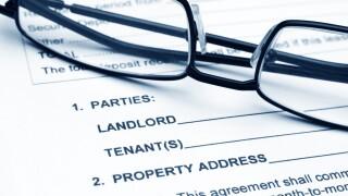 Generic lease, landlord, tenant