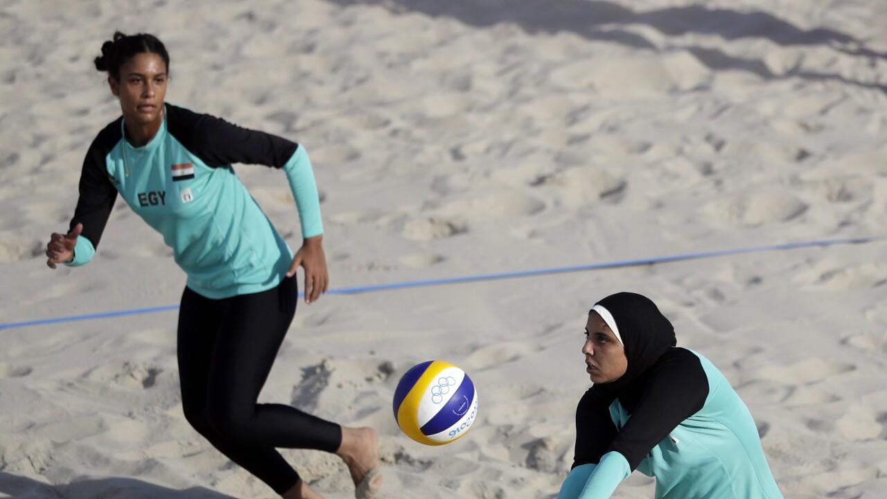 Rio Olympics Beach Volleyball Women