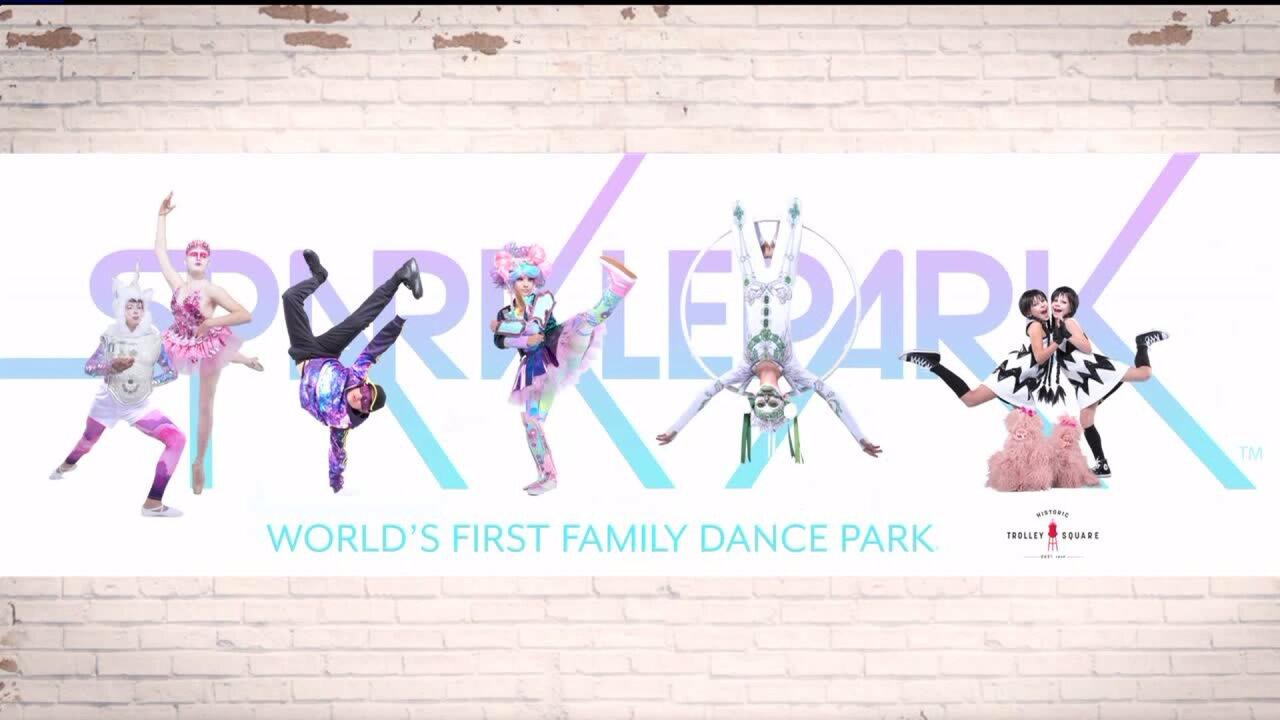 'Sparklepark' dance event comes toUtah