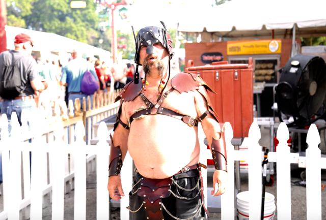 Summerfest gets weird and wacky