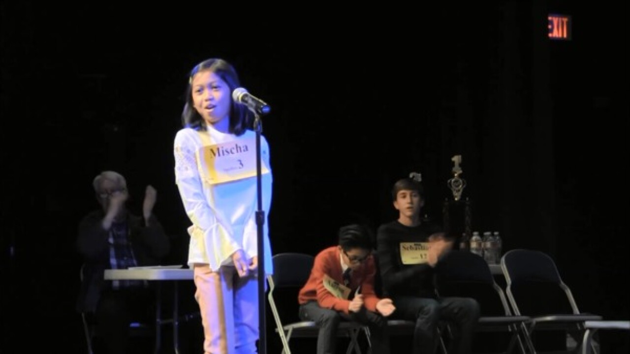5th grader from Somerset Academy wins Nevada State Spelling Bee