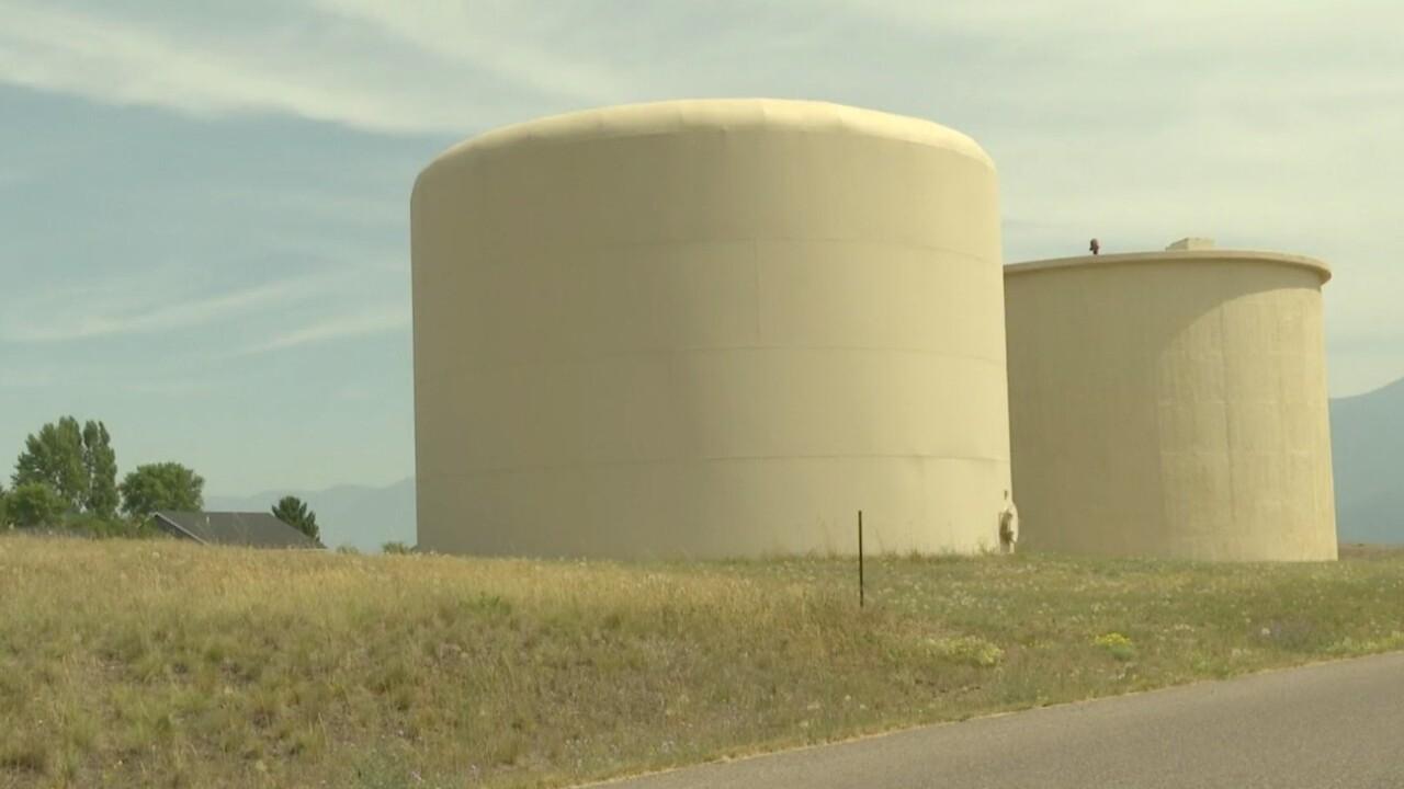 Polson Water Tanks