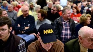 San Francisco board declares NRA a 'domestic terrorist organization' in new resolution