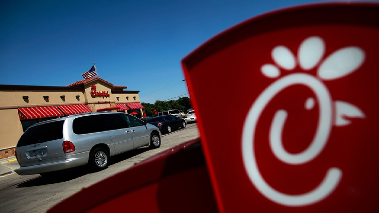 Chick-fil-A was open Sunday in wake of Orlando mass shooting
