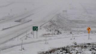 I-15 closed at Montana/Wyoming line