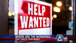 DWYM: Where are all of the restaurant workers?