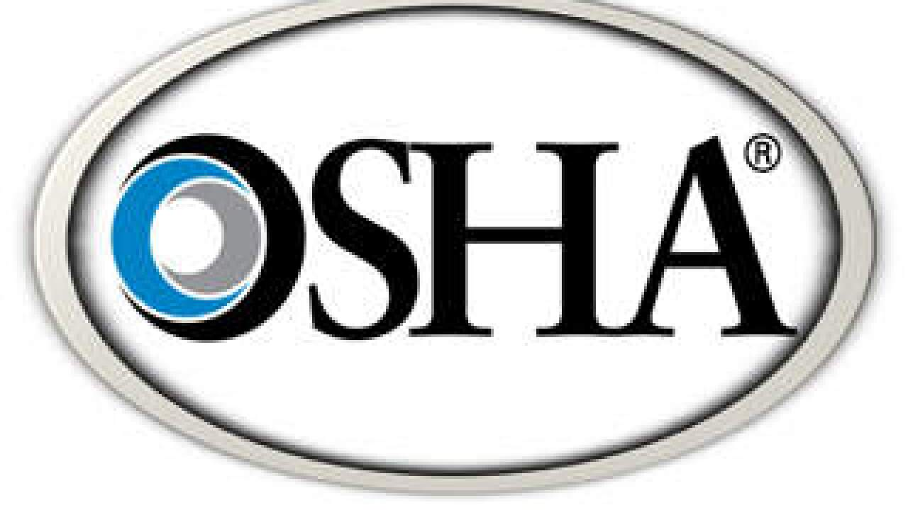 OSHA cites steel supply company after worker fatally injured