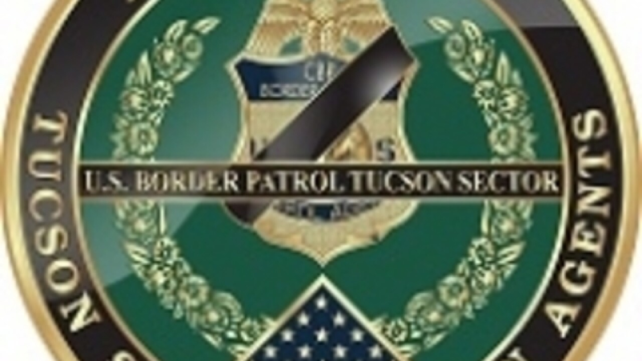 Border Patrol holds fundraiser walk