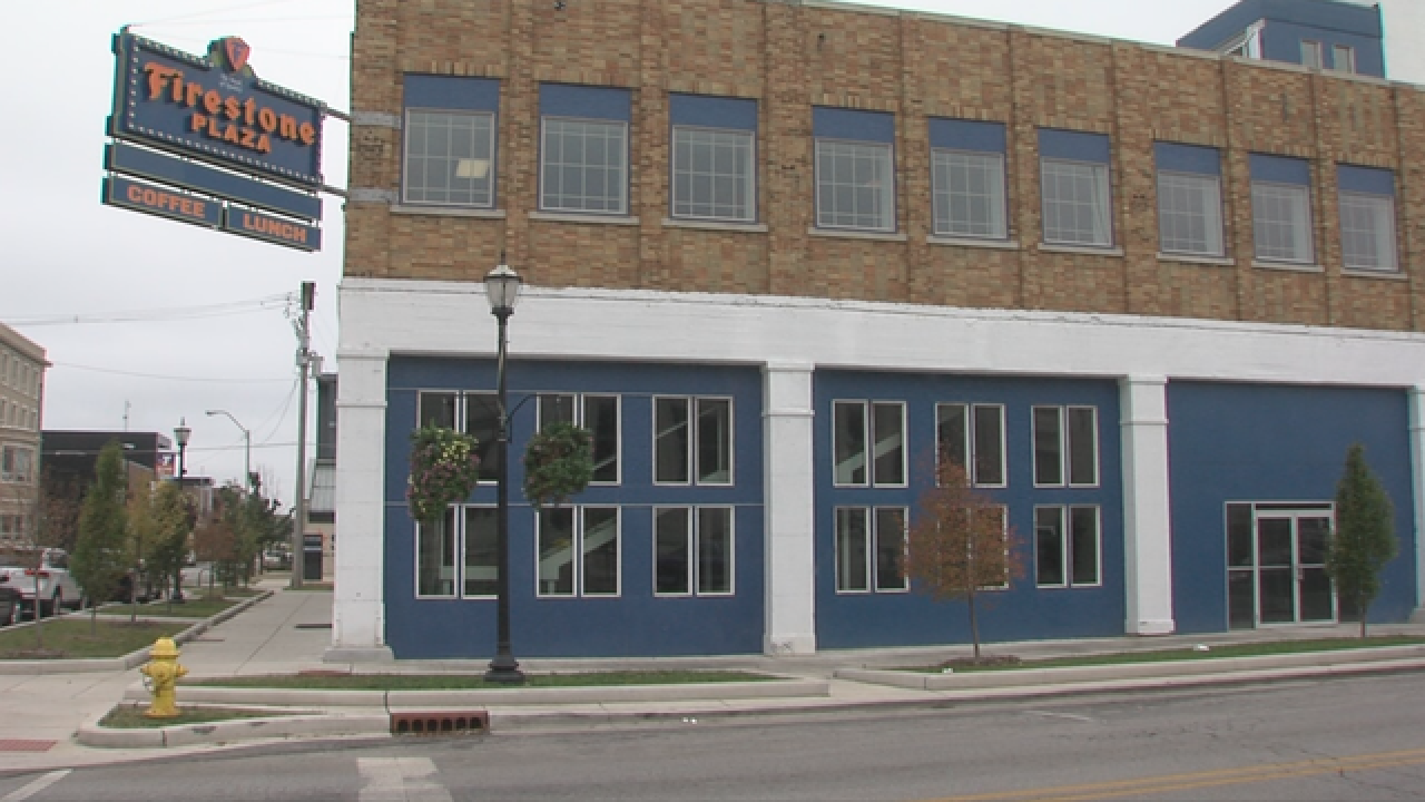 Embattled downtown Kokomo building now up for sale