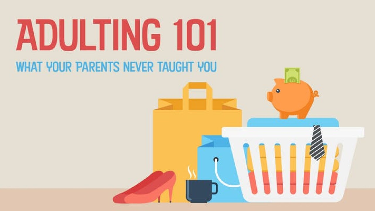 Slover Library hosts 'Adulting 101' classes