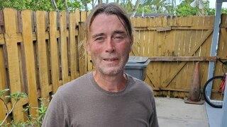 Tony, Good Samaritan who saved man's live near Palm Beach Gardens on July 19, 2021