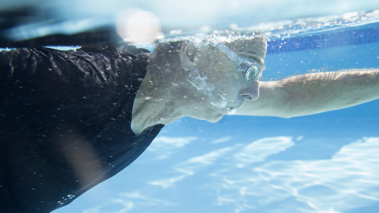 Learn how you can get the most out of water workouts