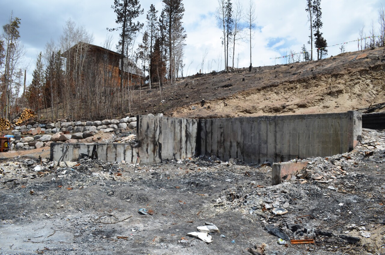 Kern home after East Troublesome fire