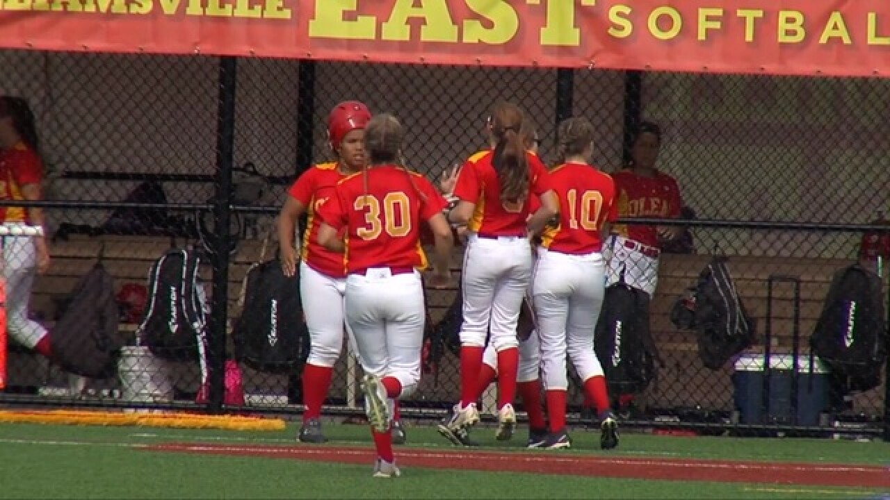 Olean, North Collins softball teams fall in state semifinals