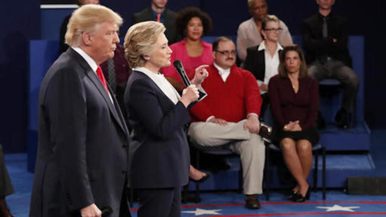 Despite hype, ratings decline for 2nd debate