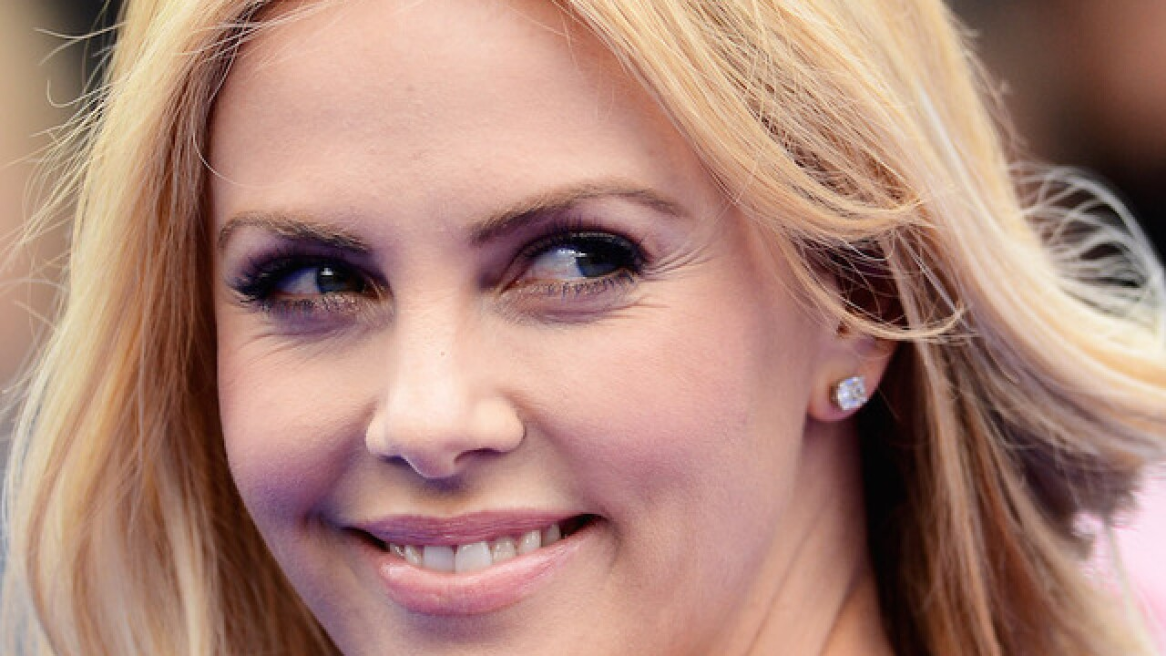 Theron sextape charlize Charlize Theron