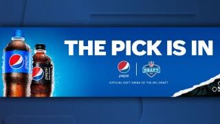 Pepsi Cleveland Draft contest
